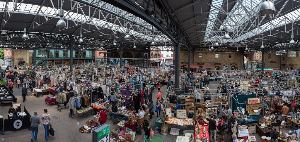 Old Spitafields Market