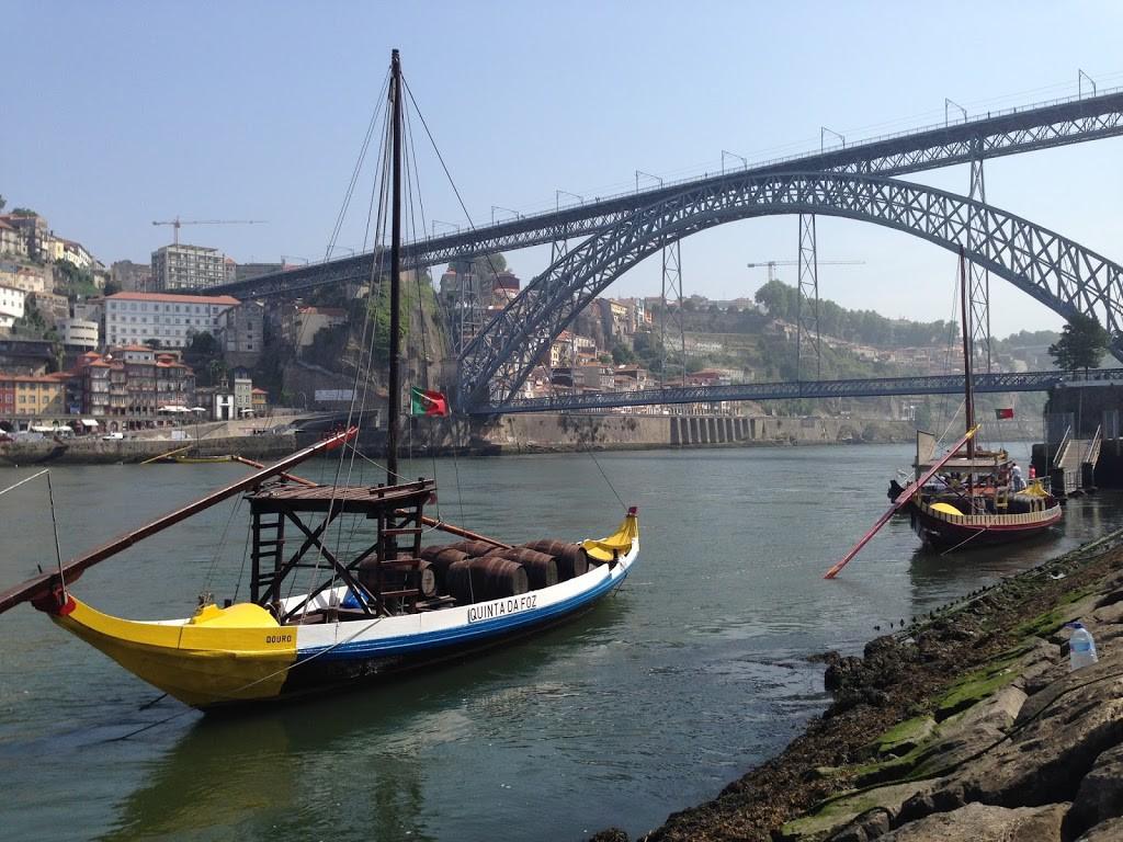 Dom Luis I Bridge (Ponte Luis I)