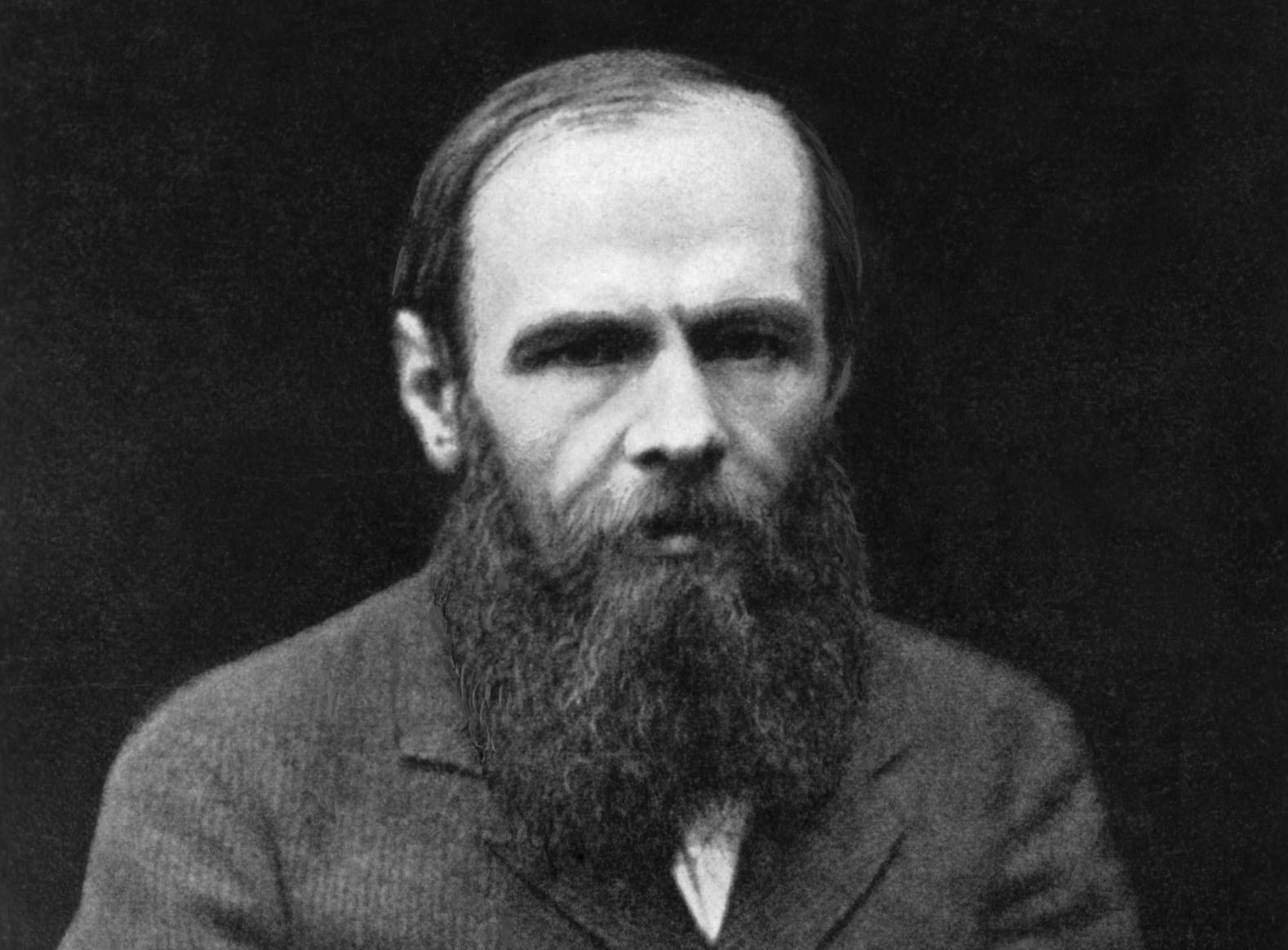 When was M.Dostoyevsky born