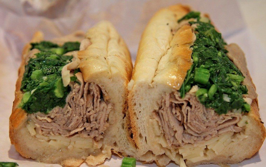 Dinic's Roast Pork