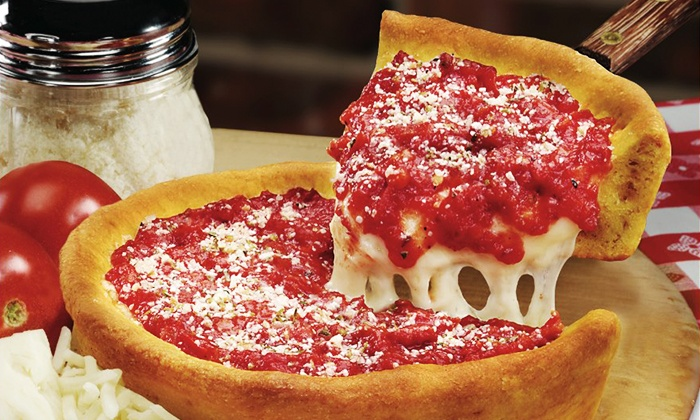 Gino's East Legendary Deep-Dish Pizza
