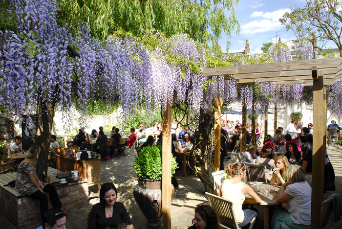 London Islington S Best Beer Gardens