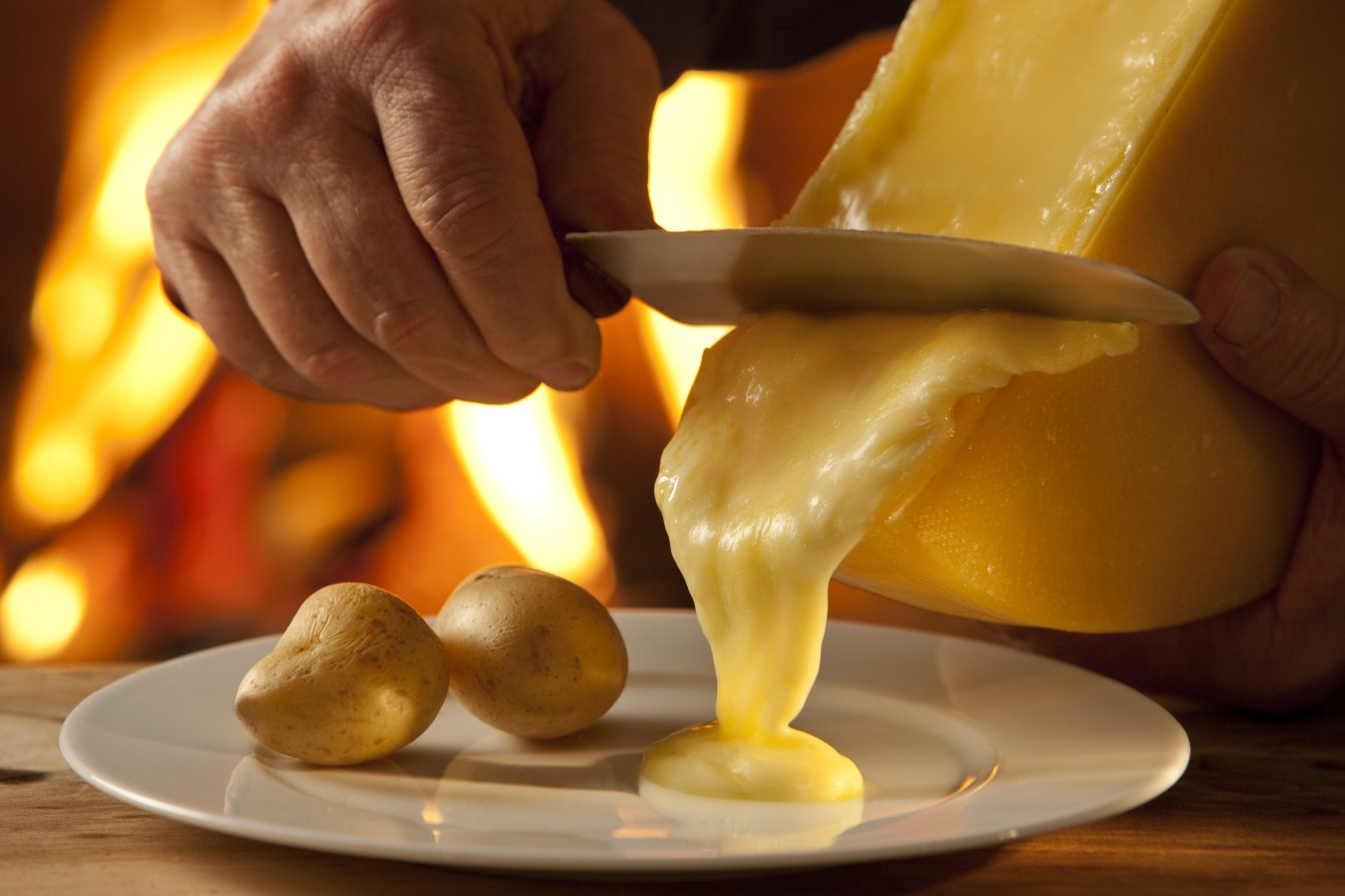Raclette Technique
