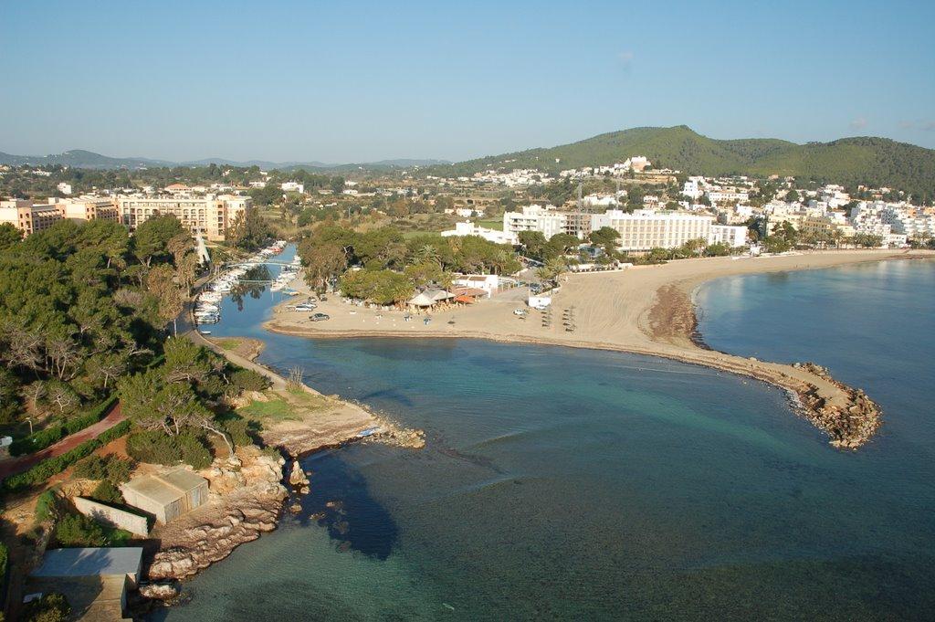 Santa Eulària des Riu, Ibiza.