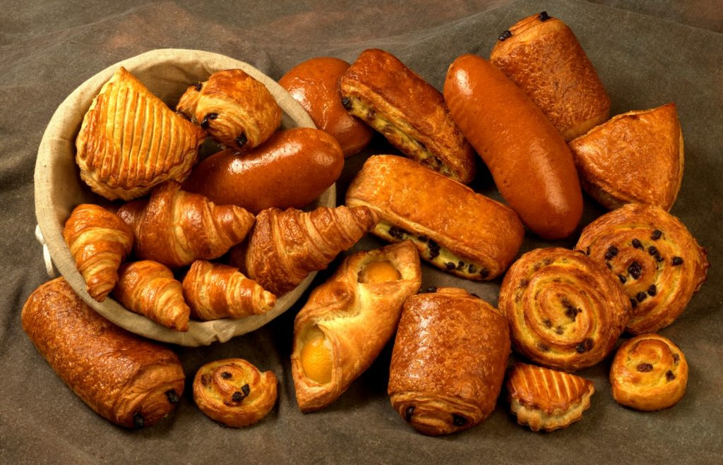 French Viennoiseries