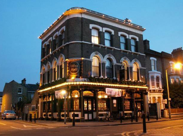 The Effra Hall Tavern