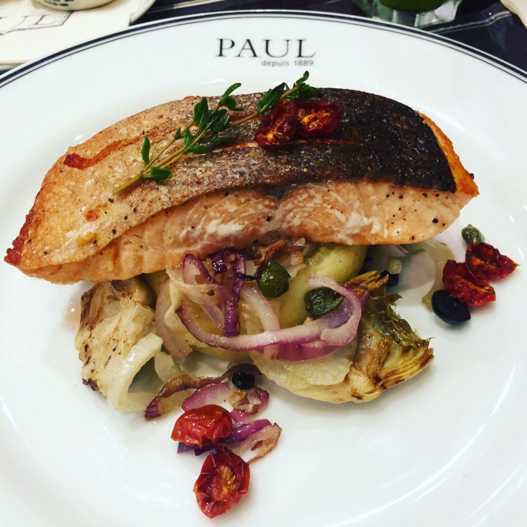 PAUL's salmon