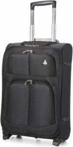 Aerolite Lightweight 2 Wheel 34L Carry On Hand Cabin Luggage