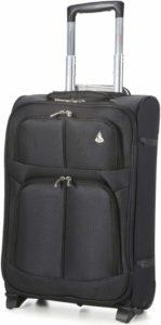 Aerolite Lightweight 2 Wheel 34L Carry On Hand Cabin Luggage