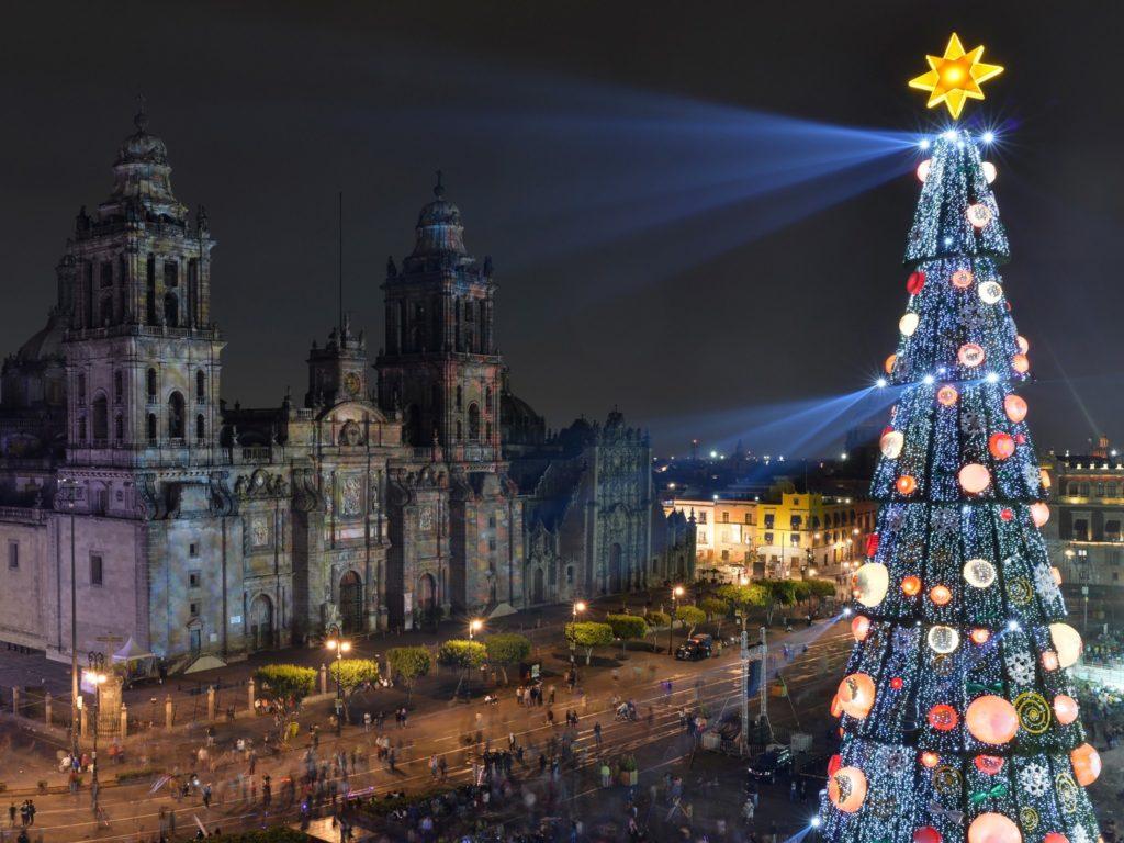 Plaza de la Constitución, Mexico City, Mexico