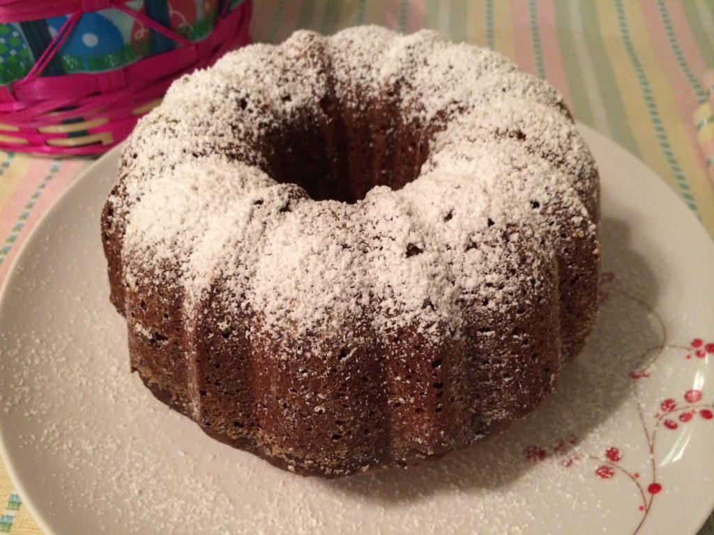Polish Babka Cake