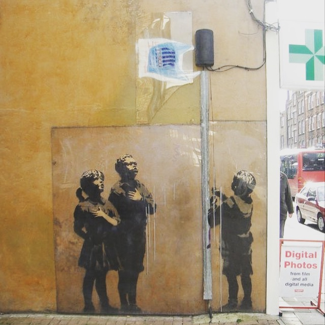 Banksy's Tesco Generation