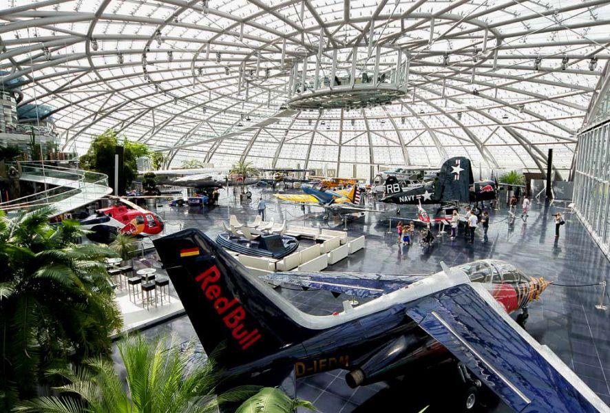 Hangar 7 Red Bull