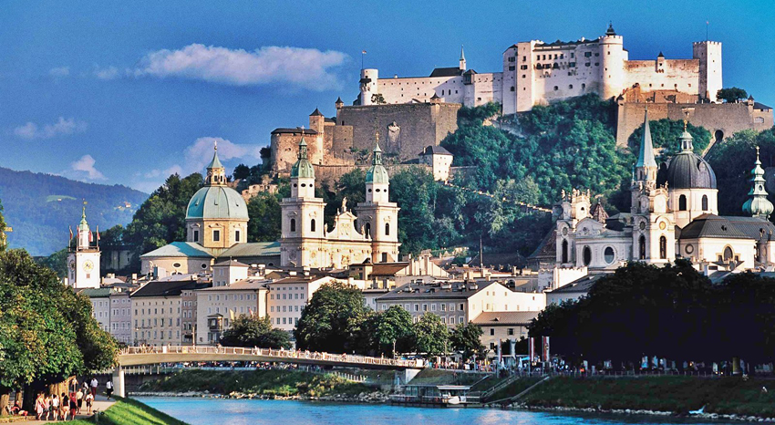 Salzburg (Source: destinolandia.com)