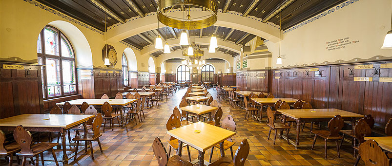 The Hall at Augustiner Bier