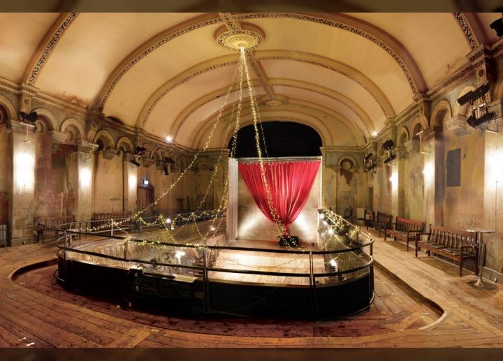 Wilton's Auditorium