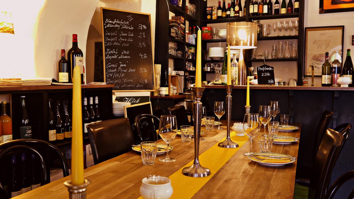 Wine Bar and Restaurant Koechelverzeichnis