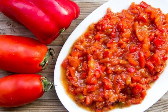 Mechouia Salad