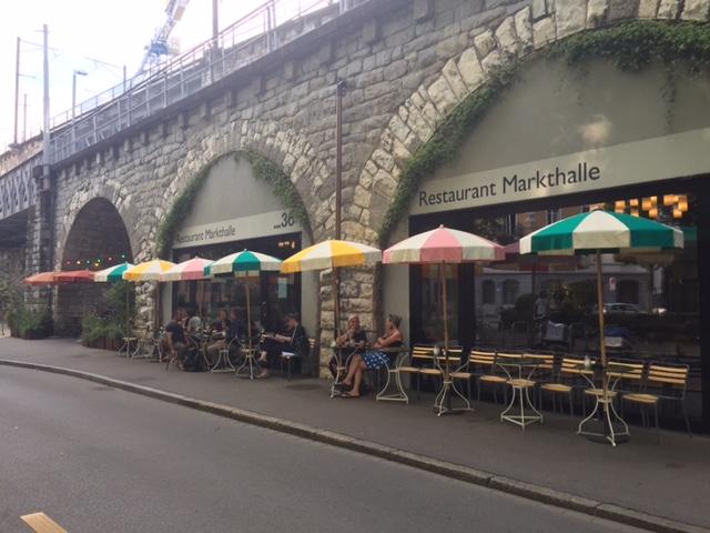 Market Hall in Viadukt