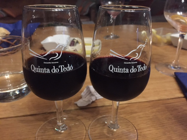 Porto Tasting at Quinta do Tedo