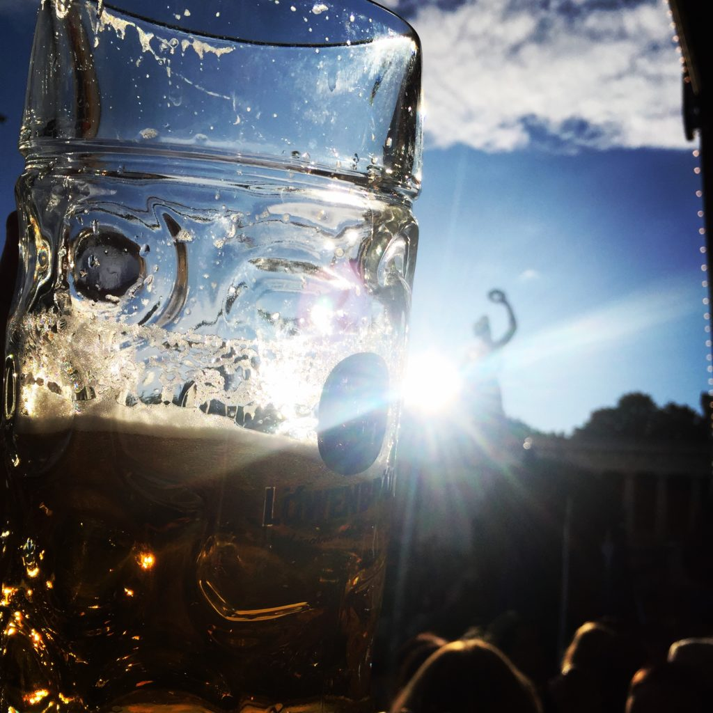 Oktoberfest World famous 1 litre glass