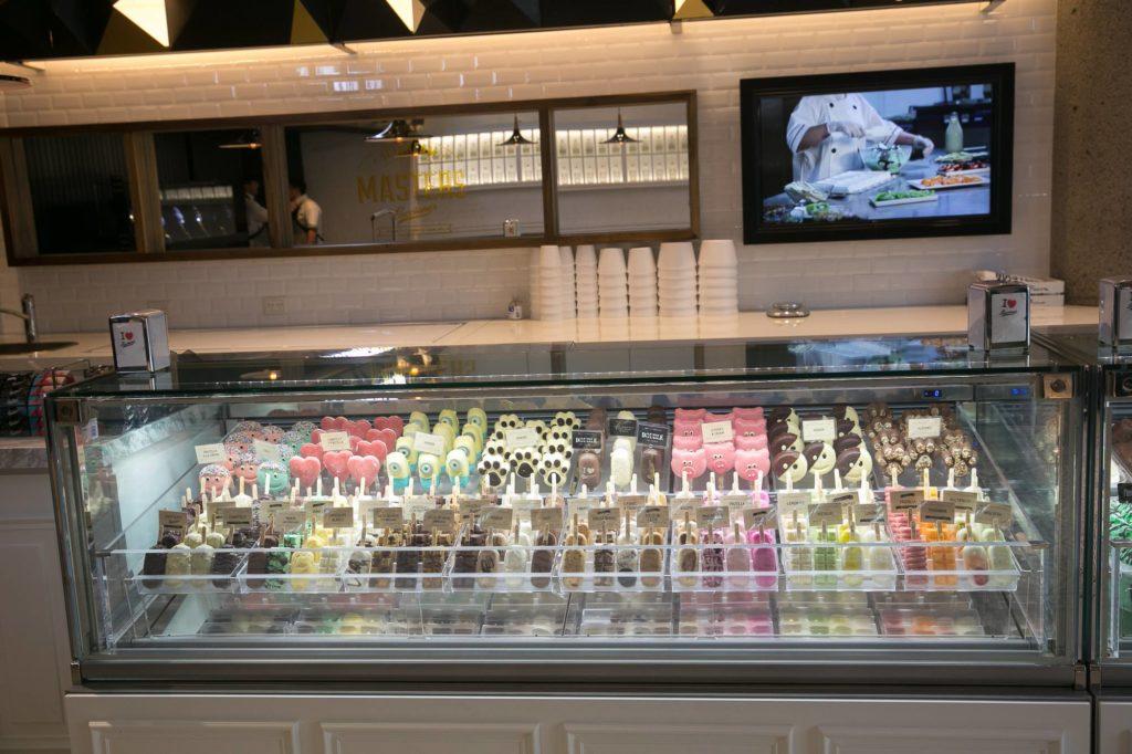 Lucciano's ice cream