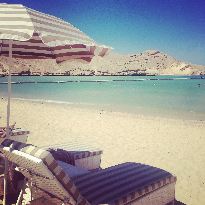 Oman Dive Center Beach
