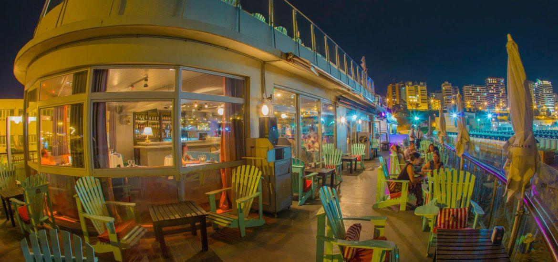 Quba's terrace