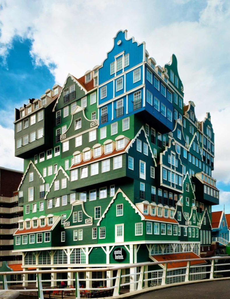 Inntel Amsterdam Zaandamn