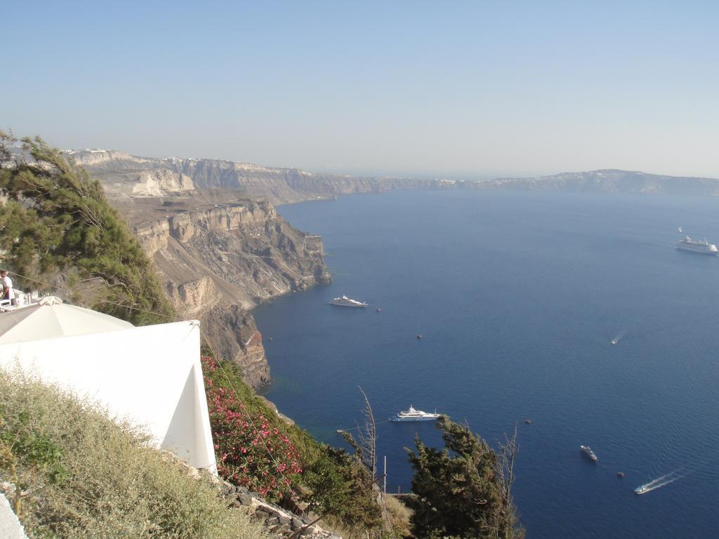 Caldera view from Fira