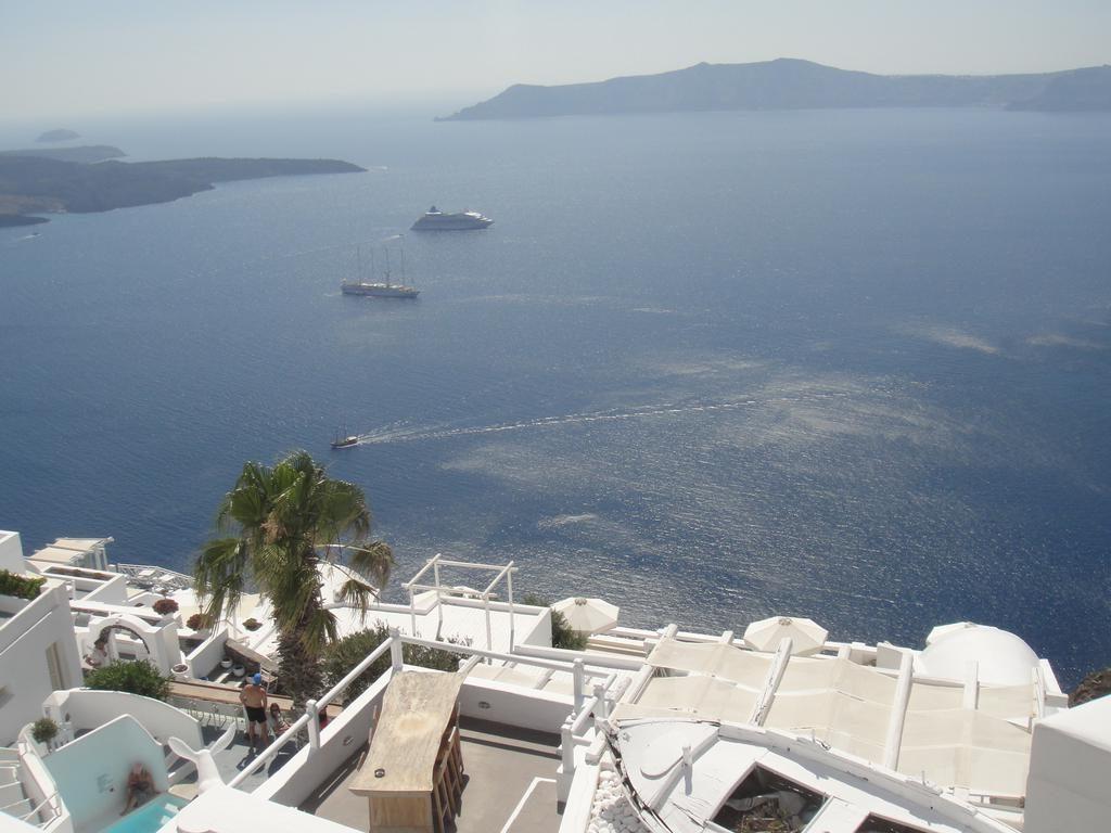 Forostefani. View from Stefani Suites terrace