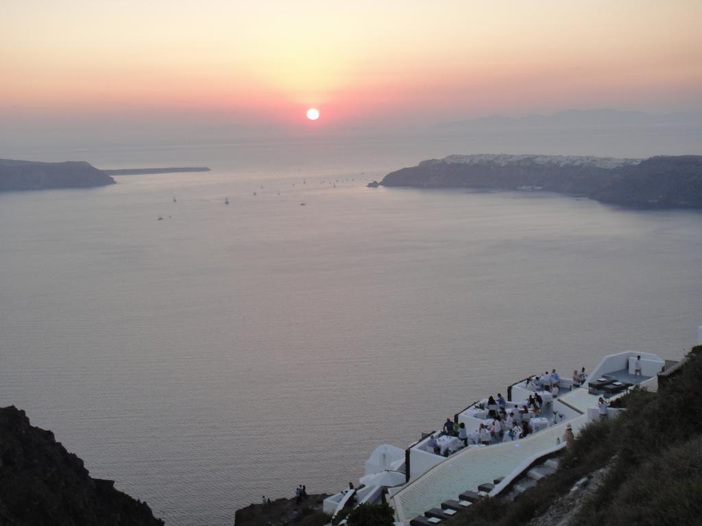 Sunset from Imerovigli