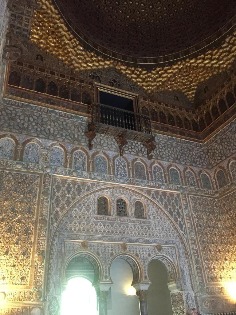 "The Royal Alcazar of Seville's (or ""Royal Alcazars of Seville"")"