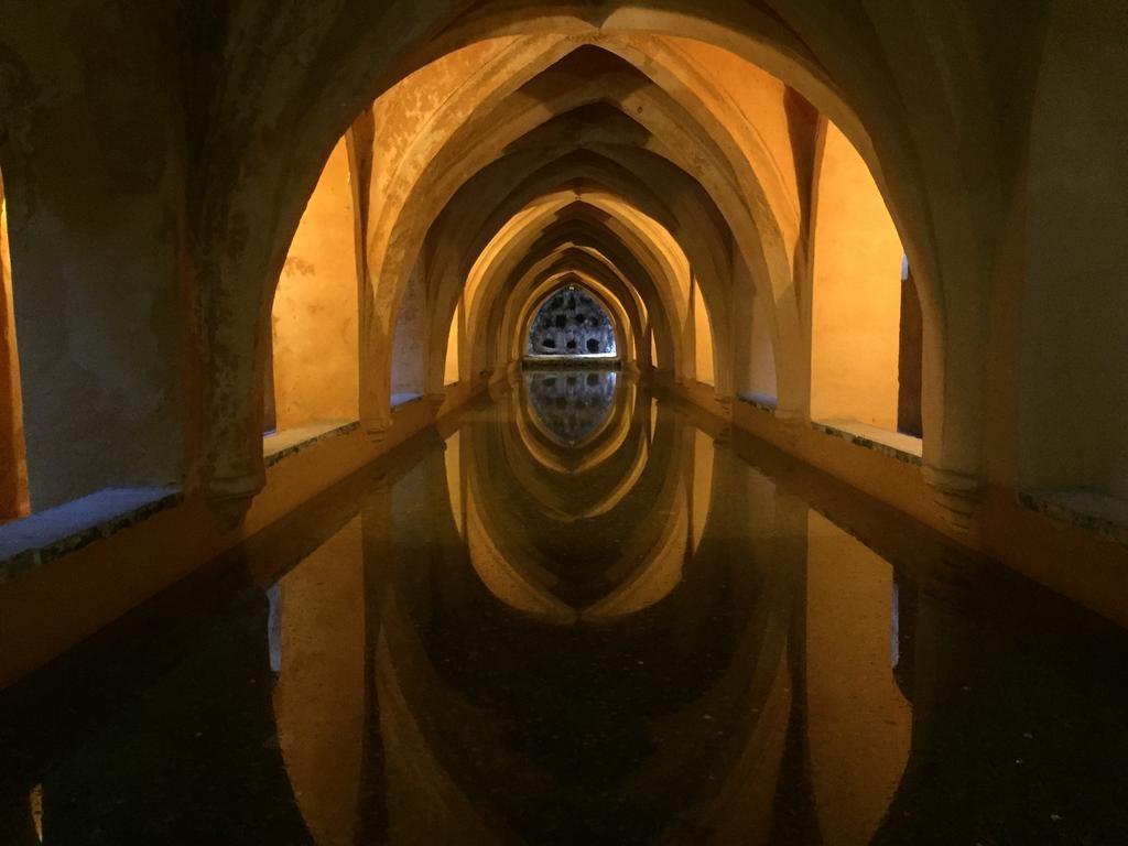 "The Royal Alcazar of Seville's (or ""Royal Alcazars of Seville"") stunning gardens"