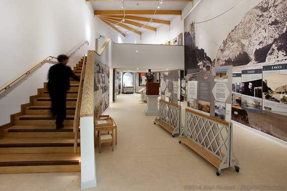Clifton Suspension Bridge's Visitor Centre