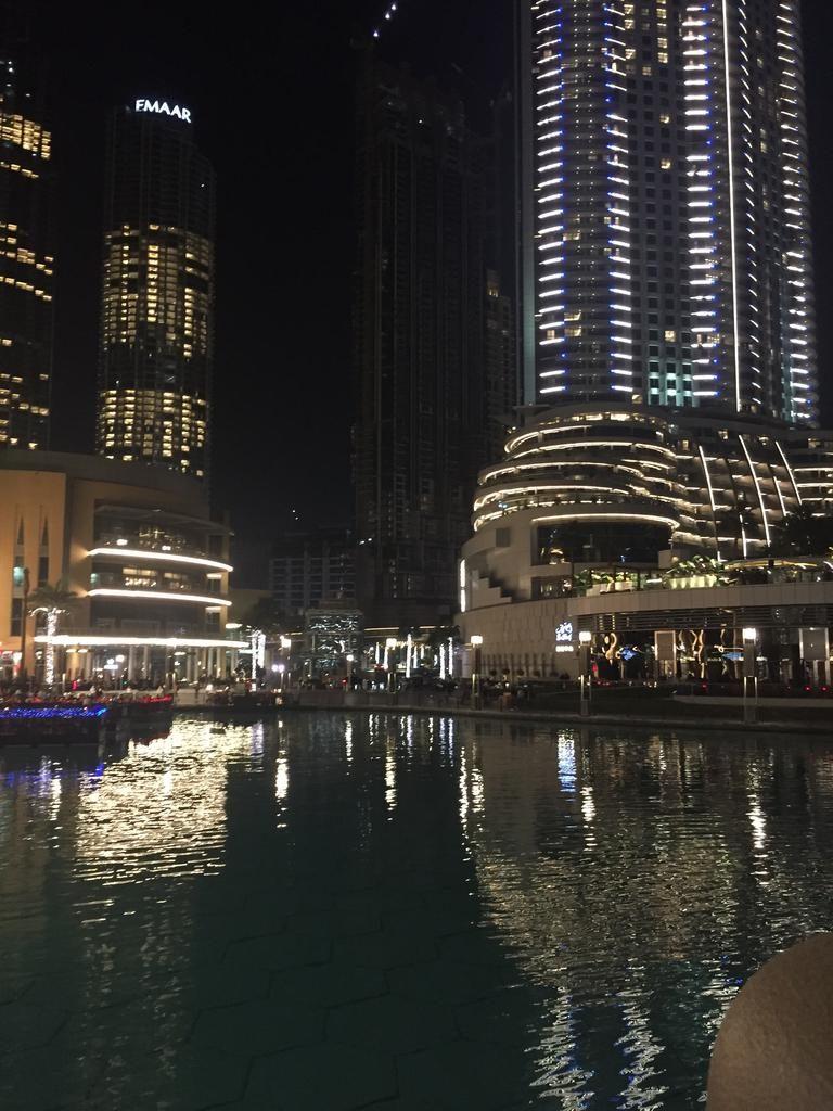 Burj Khalifa Lake