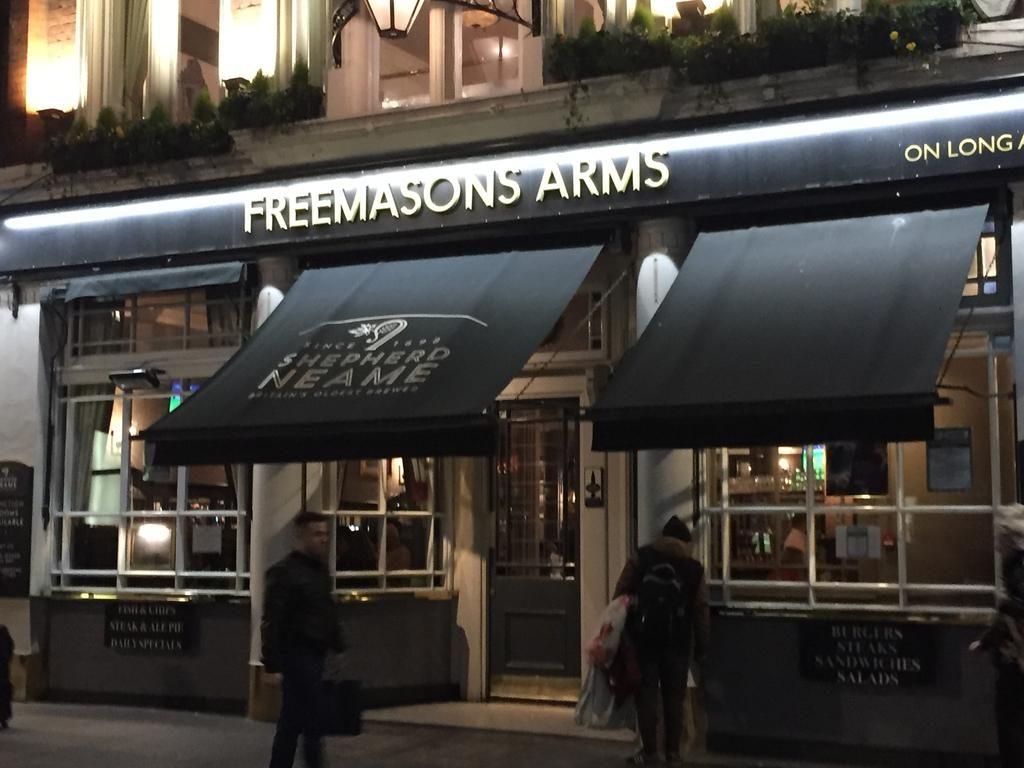 Freemasons Arms