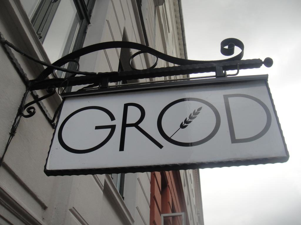 Grod, the world's first porridge bar