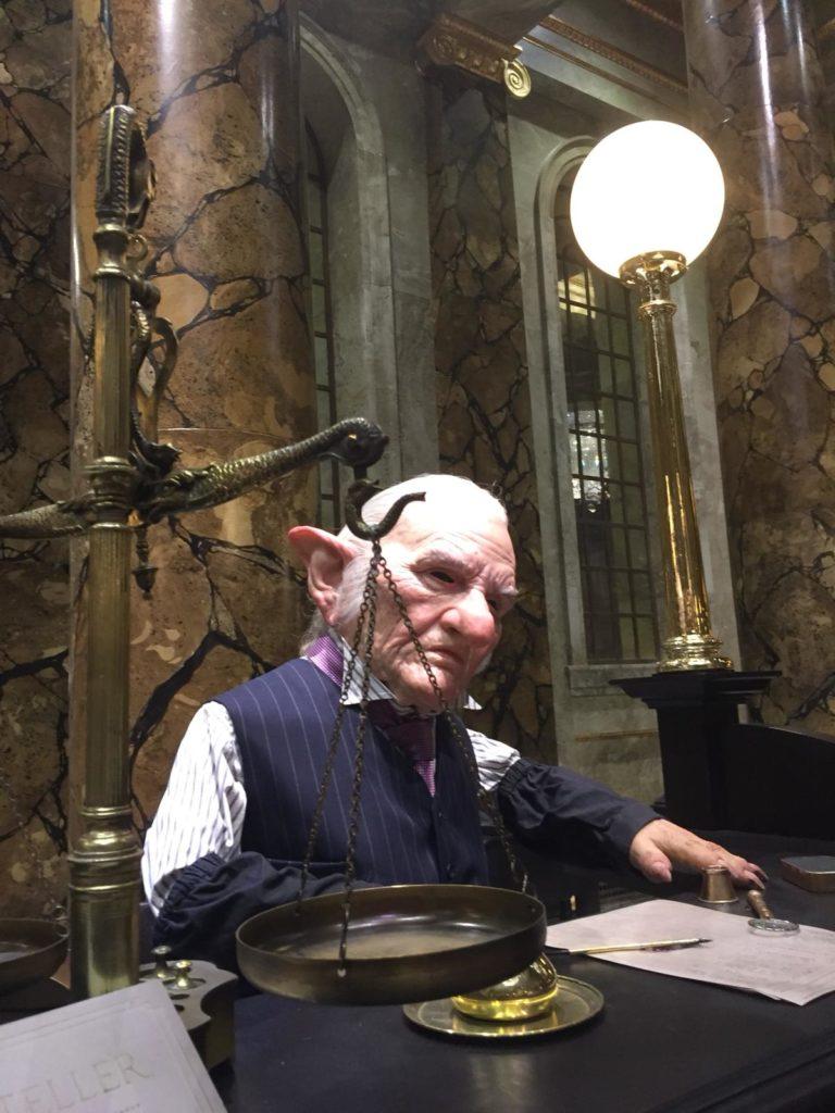 Harry Potter's Warner Bros. Studio in London
