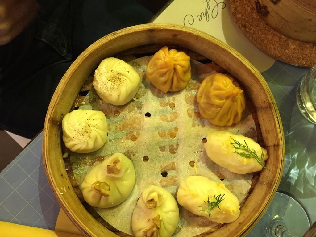 Ghe sem Borsieri's dumplings