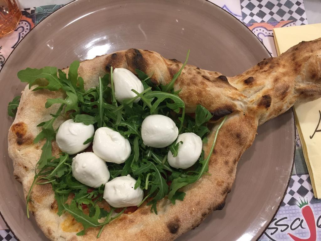 Assaje's delicious pizza