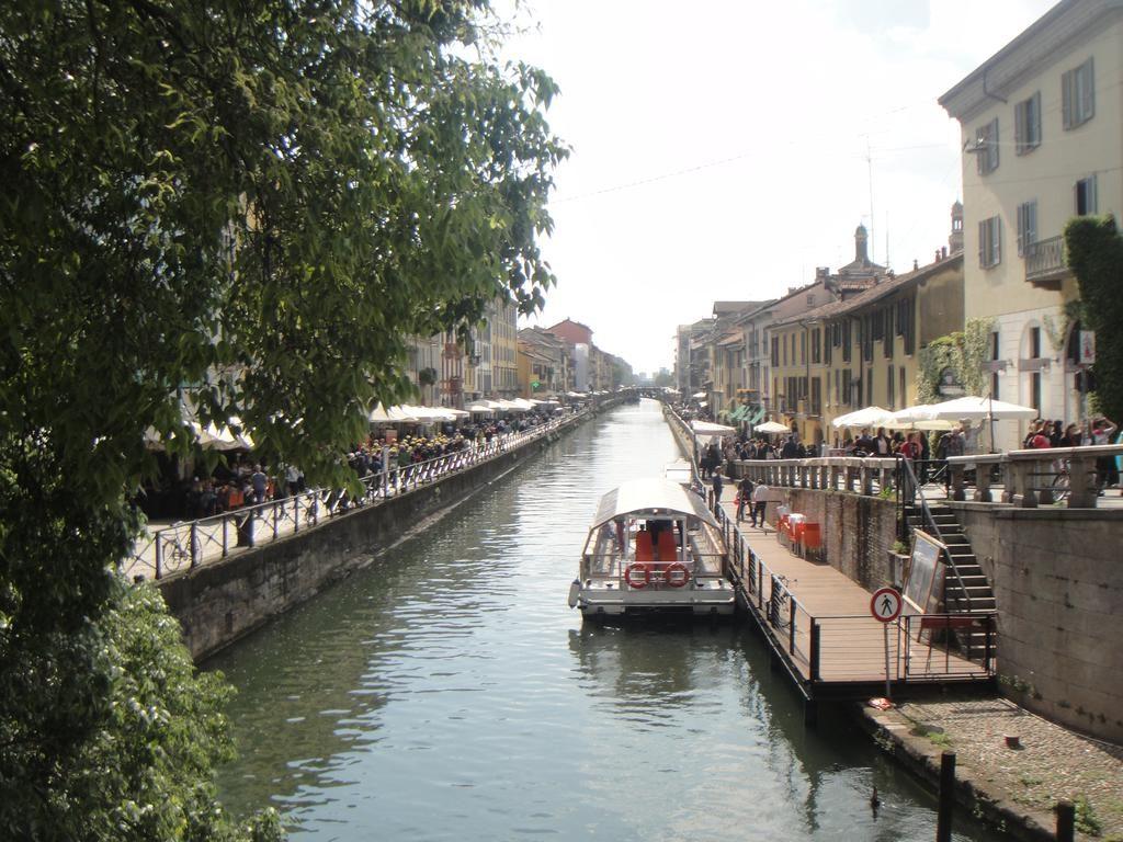 Navigli's Naviglio Grande