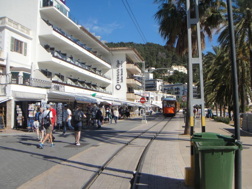 Soller to Port de Soller Tram