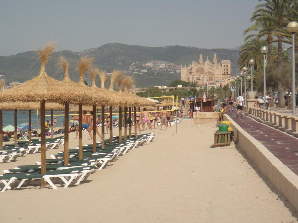 Palma de Mallorca by bike. A beautiful cycle route along the coast