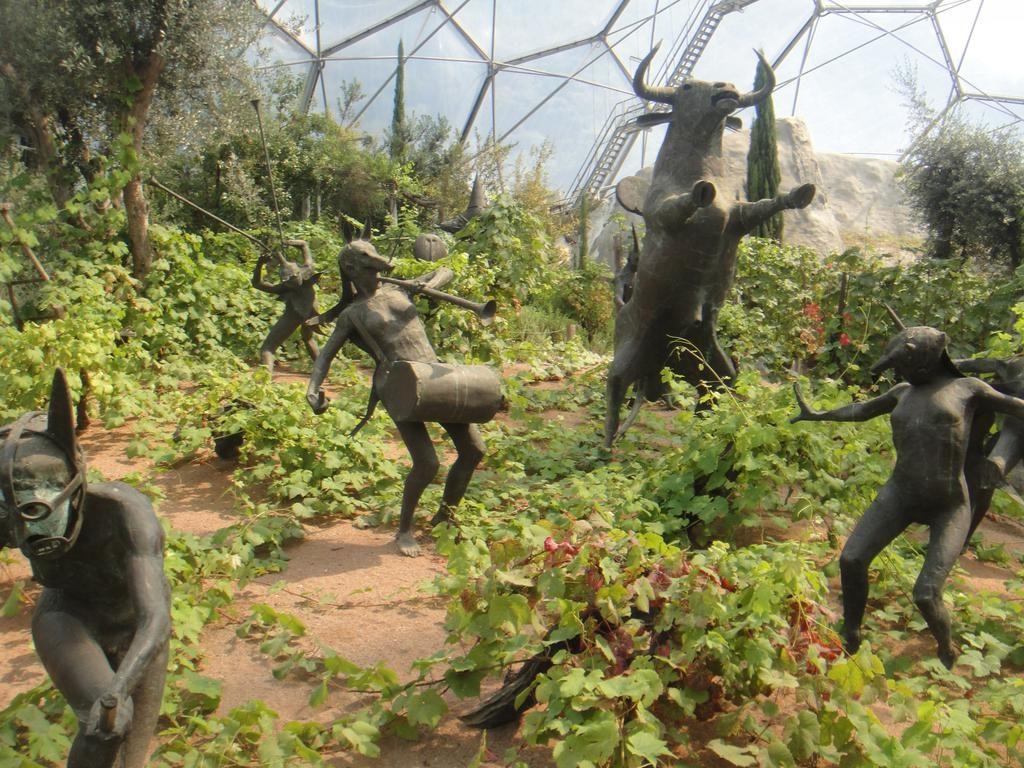 Eden Project's Mediterranean Biome