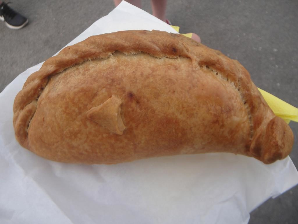 Traditional Cornish Pasty