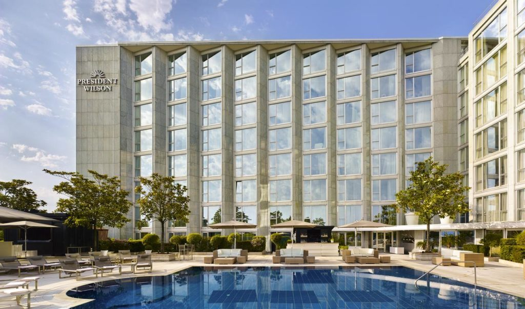 President Wilson - A Luxury Collection Hotel